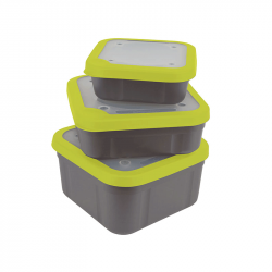 Lime Matrix Gray Bait Box