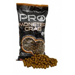 Starbaits Probiotic Monstercrab Boilies 14mm 2.5kg