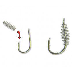 Stainless steel spring for Stonfo hook