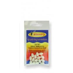 Stonfo oval phospho beads
