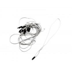 Elastic line ties per 10 Dk Tackle