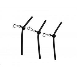 Anti-tangle feeders Hoeken gieken 7cm bij 3