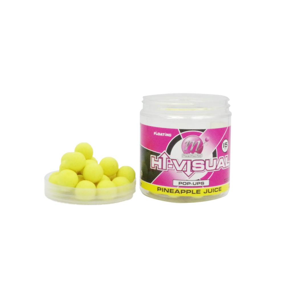Hi Visual  pop-ups  Pineapple Juice Mainline 1