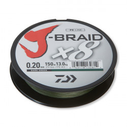 Braid Dawai J-Braid X8 Green 300m