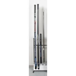 Pack carp rod Barret Nx Carp 11.50m Colmic