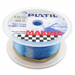 Nylon Marine 500m Cristal Blue Platil