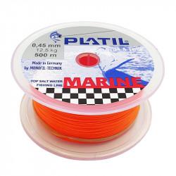 Nylon Marine 500m Orange Platil