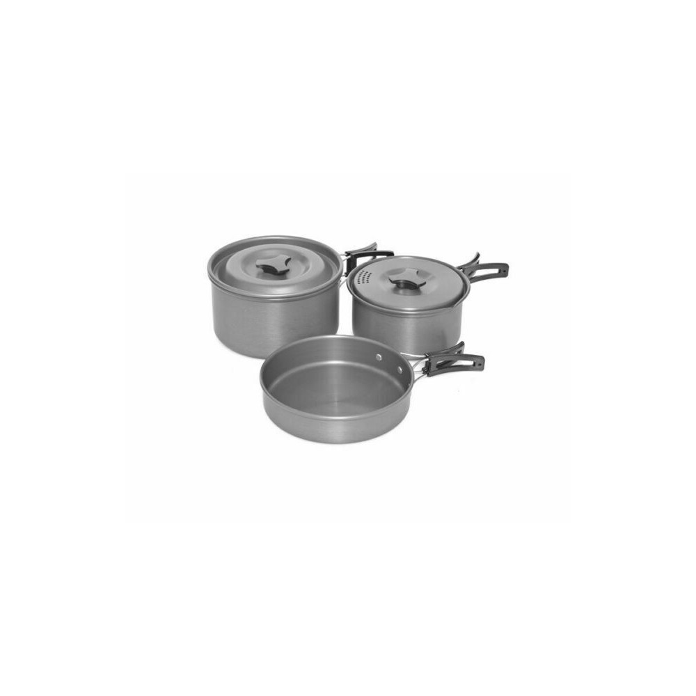 Trakker armo keukenset 3-delig kookgerei Trakker 1