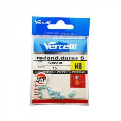 15 perles ronde dures Vercelli S