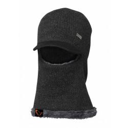 Cagoule Fleece Noir/Gris Savage Gear