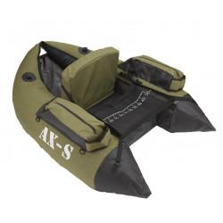 Float tube ASX DLX olive Sparrow