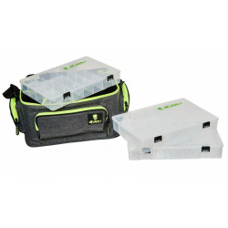 Box Bag Power Game-Zander Gunki