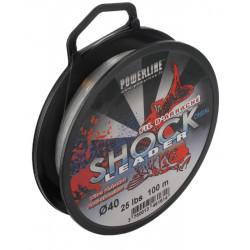 Tête de ligne carpe Shock Leader Cristal Powerline