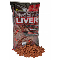 Pellet Pc Red Liver 1kg Starbaits