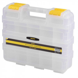 Opbergdoos HD Tackle Box Double Side Spro