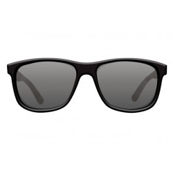 Polarized sunglasses classics matt Black shell / gray Korda