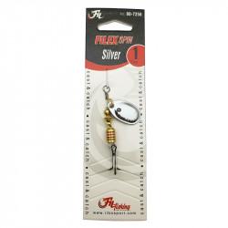 Spinner Filex Spin Silver Filfishing
