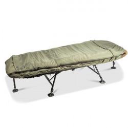 Bed Chair Indulgence 5 Season Sleep 3 Wide System Nash