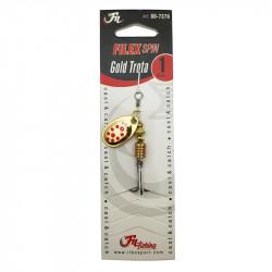 Gold Trota Filfishing Spinner
