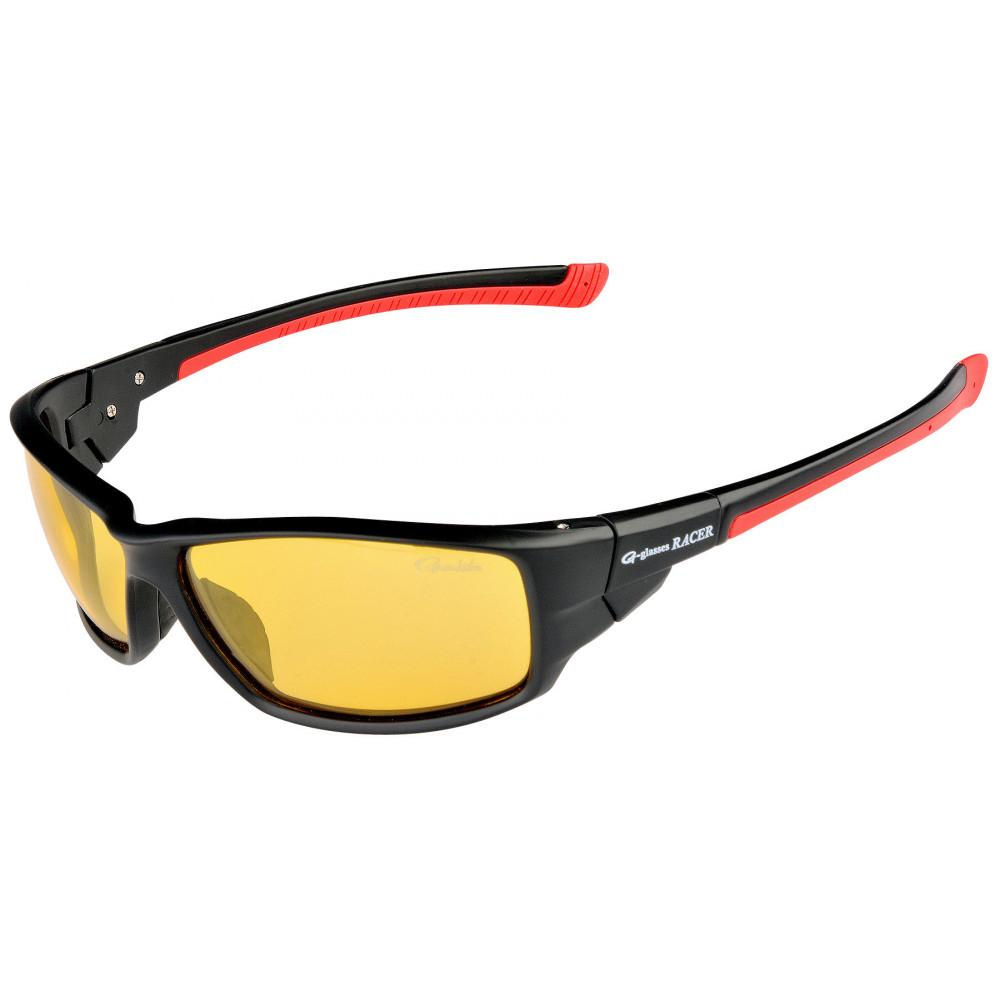 Gamakatsu Racer Amber Polarized Glasses 1
