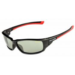 Polarized glasses Gamakatsu Racer Deep Amber / mirror