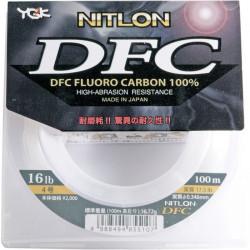 Fluorocarbone Nitlon DFC 100m YGK