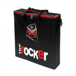 Basket bag Milo The Rocker Tanaro 60x60x15 Black