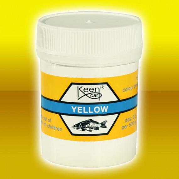 Kleurstof Geel 15 gr gele Karper