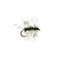 Griffith'S Gnat Hackled Dries Dry Fly