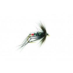 Bristol Hopper Black Wet Fly