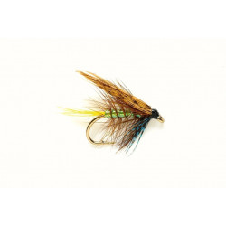 Wet Fly Winged Wets Pearly Invicta