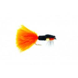 Fly Montanas And Stones Marabou Orange