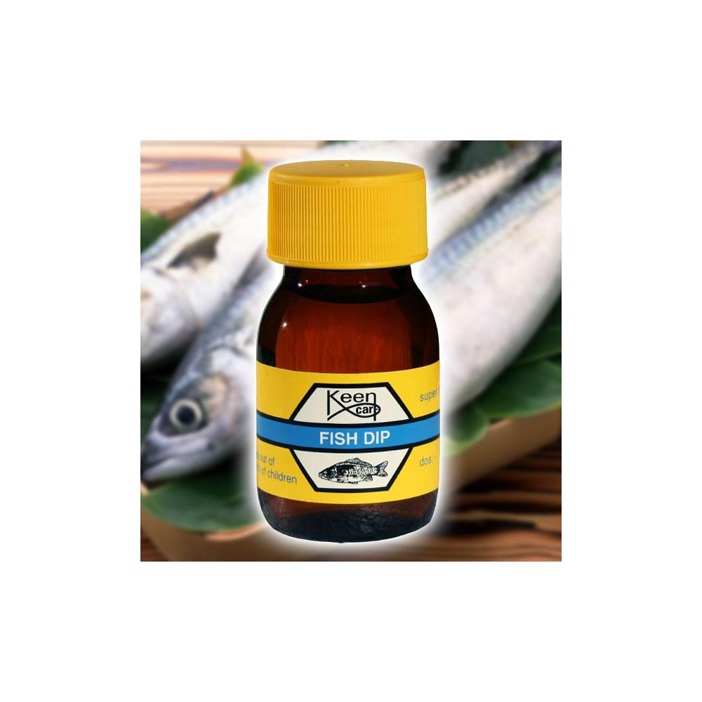 Fish Dip Flavours 30 ml Keen Carp 1