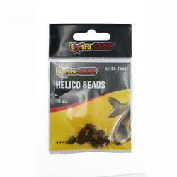 Helico Beads Extra Carp by 10