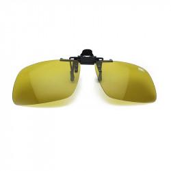 Polarized Yellow Extra Carp Clip Glasses