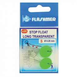 Stop Float Long Crystal Size S by 20 Flashmer