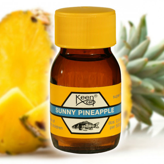 Sunny Pineapple 30 ml Keen carp