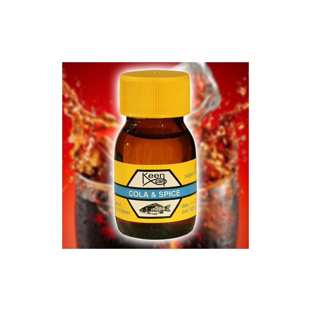 Cola & Spice 30 ml Keen carp 1