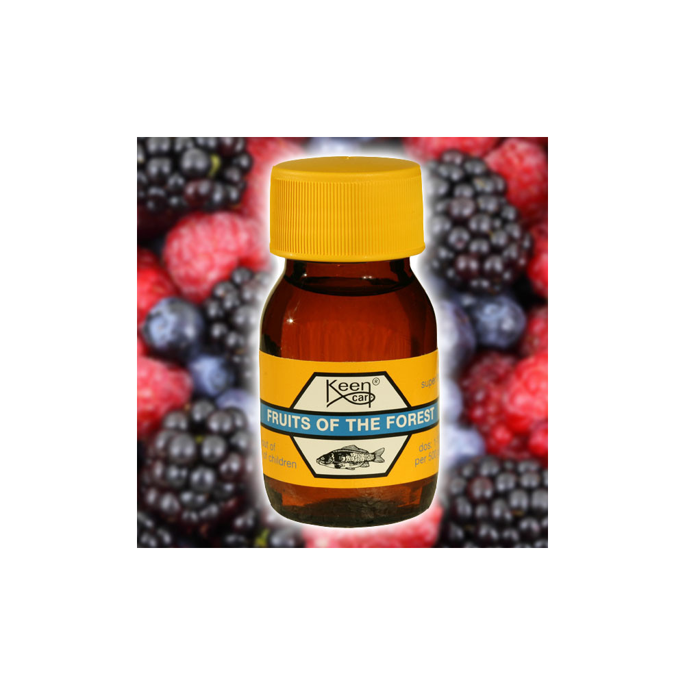 Fruits of The forest 30 ml Keen Carp 1