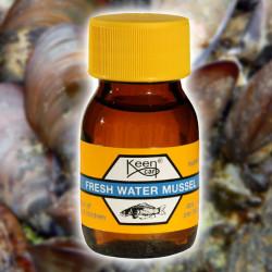 Fresh Water Mussel 30 ml Keen Carp