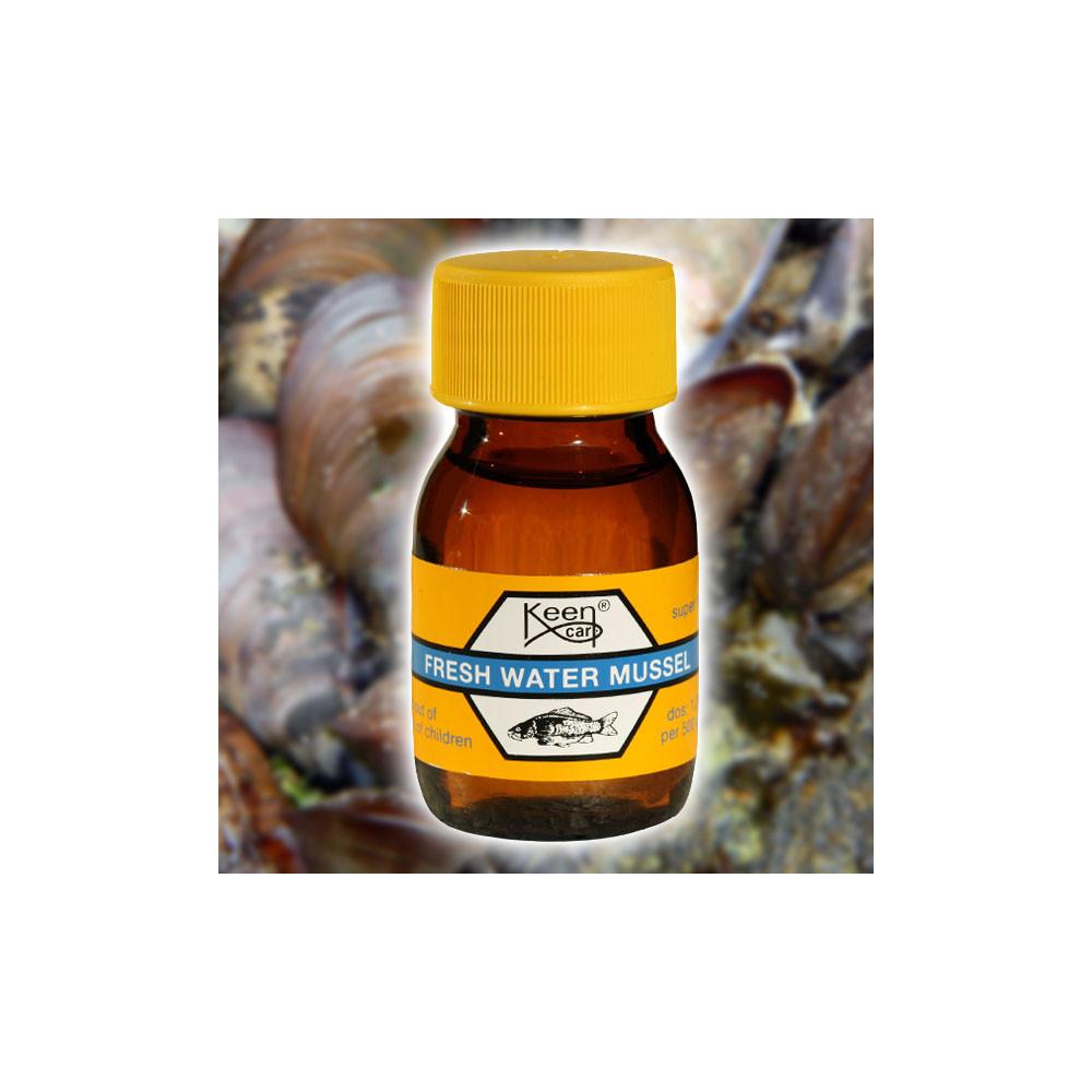 Fresh Water Mussel 30 ml Keen Carp  1