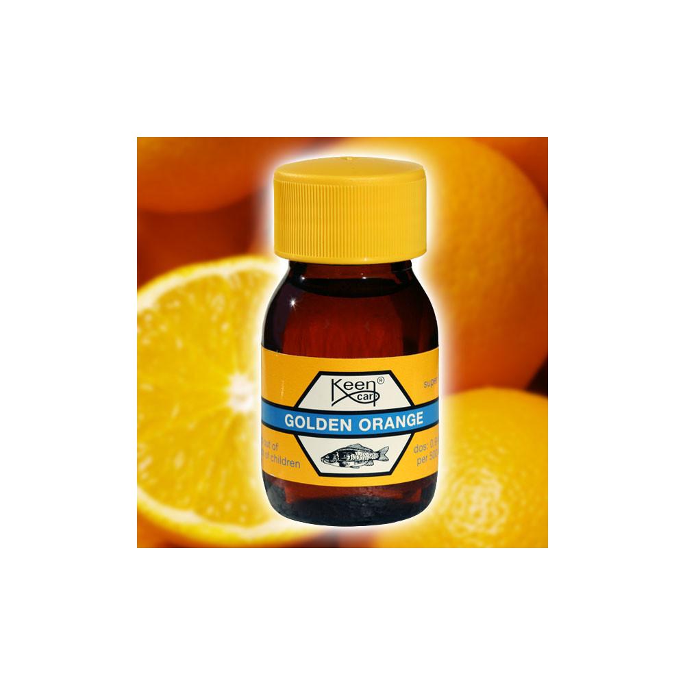 Golden Orange 30 ml Keen carp 1