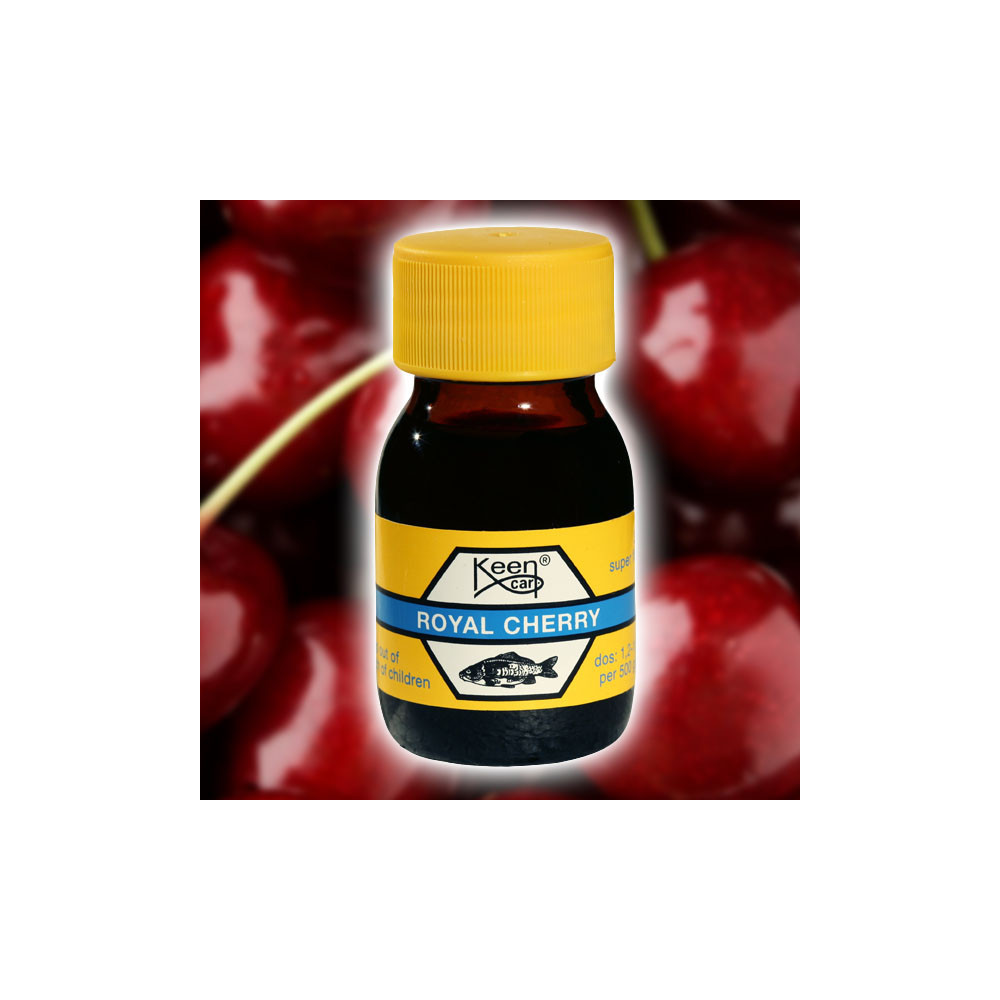 Royal Cherry 30 ml Keen carp 1
