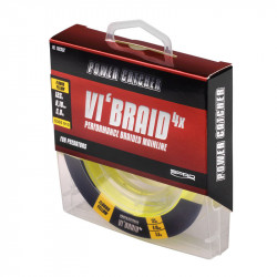PowerCatcher Vi'Braid Yellow Spro Braid