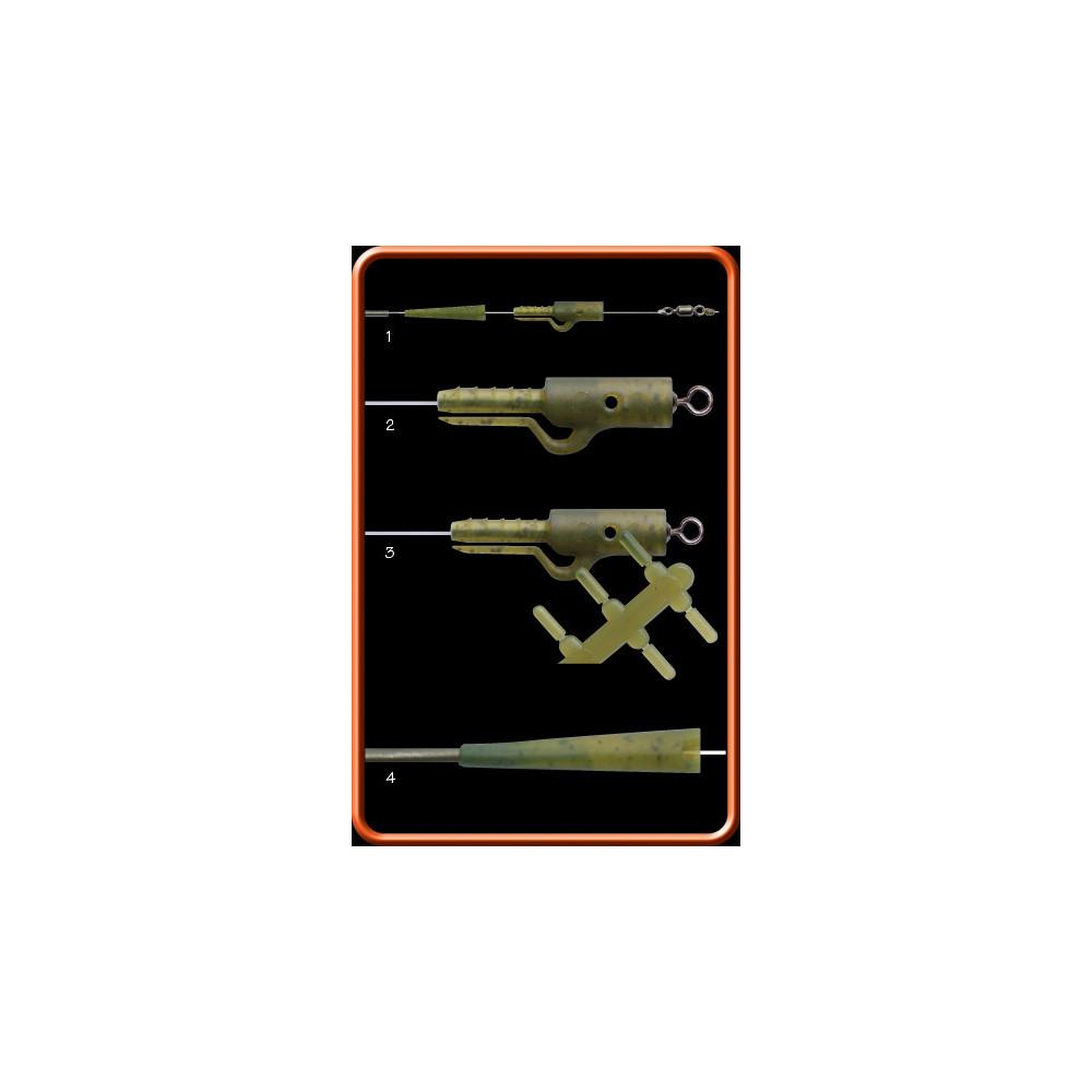 Esp adj Leadclip-camo Brown Drennan 1