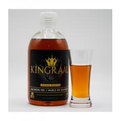 Kingraal Salmon Oil Liquid Booster 500Ml