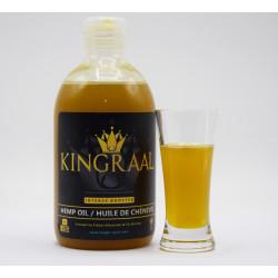 Liquid Booster Oil Chenevis 500Ml Kingraal