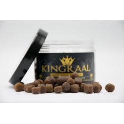 Pellet Soft Natural Black Fruit 6Mm 100Gr Kingraal
