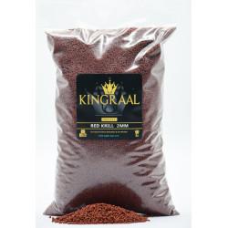 Pellet Red Krill 2 Mm 2Kg Kingraal
