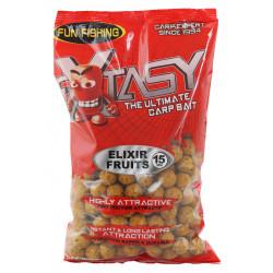 Extasy Boilies 800g 15mm Elixir Fruits Fun Fishing